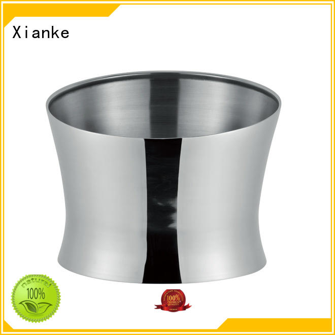 Xianke highly-rated ice bucket steel cooler for bar