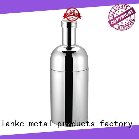 Xianke cheapest stainless steel drink shaker bottle for wholesale