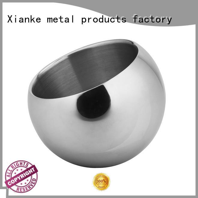 Xianke high quality custom ice bucket ball for bar