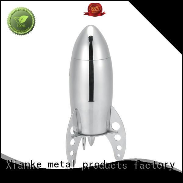 top selling custom ice shaker rocket for boston Xianke