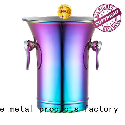 stainless steel wine chiller bucket high quality for club Xianke