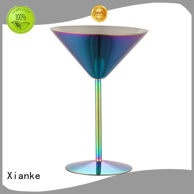 stainless stainless beer mug design for martini Xianke