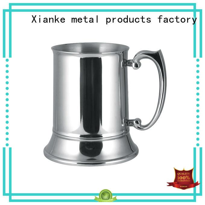 Xianke wall best stainless tumbler mug for martini