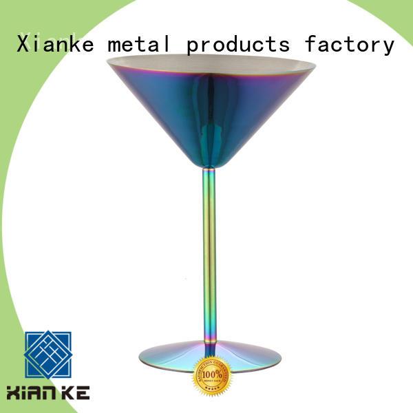 Xianke popular bulk stainless tumblers barrel for margarita