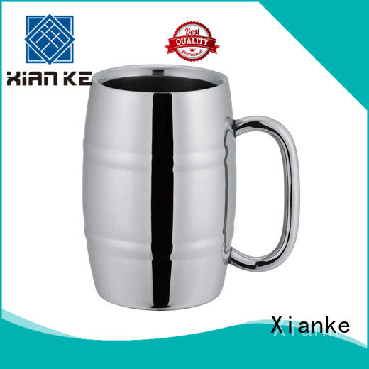 popular stainless steel mug shape for margarita