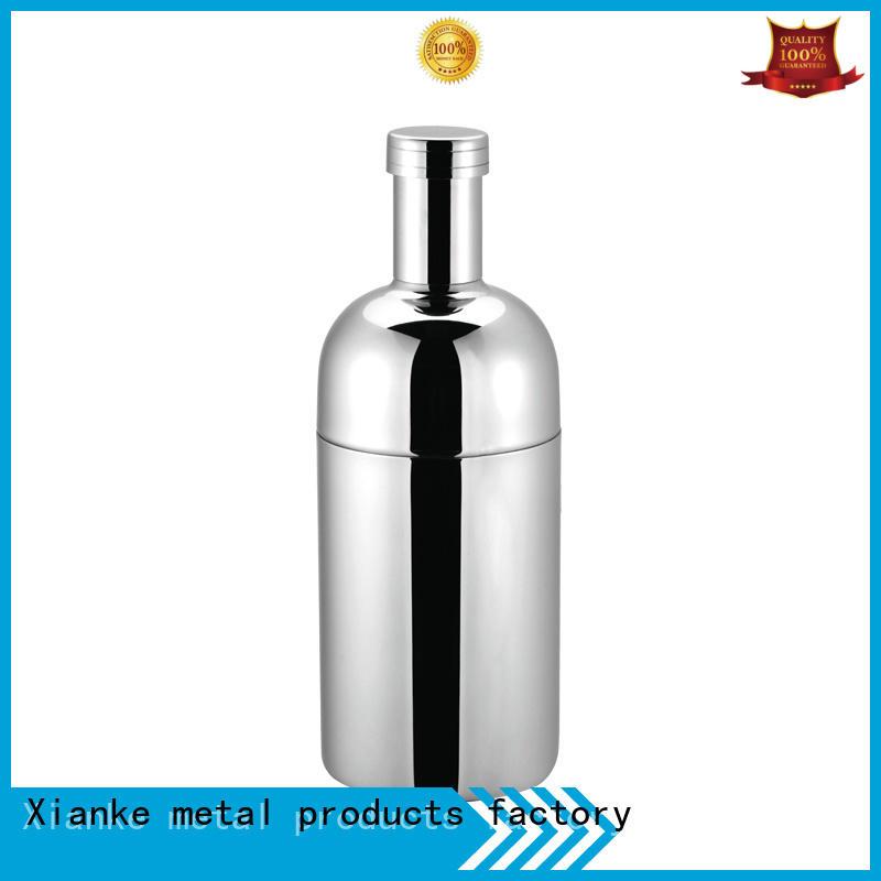 bulk order brushed stainless steel cocktail shaker glass for wholesale