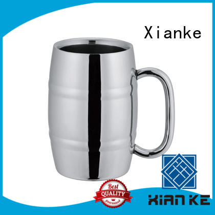 popular cheap stainless tumblers design for beer Xianke