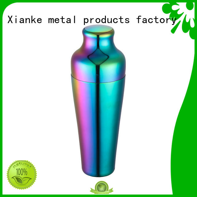 Xianke top selling shaker manufacturer bottle for wholesale
