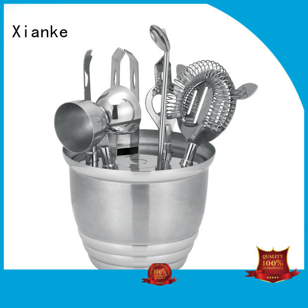 cocktail unique cocktail shaker set mixer cocktail Xianke