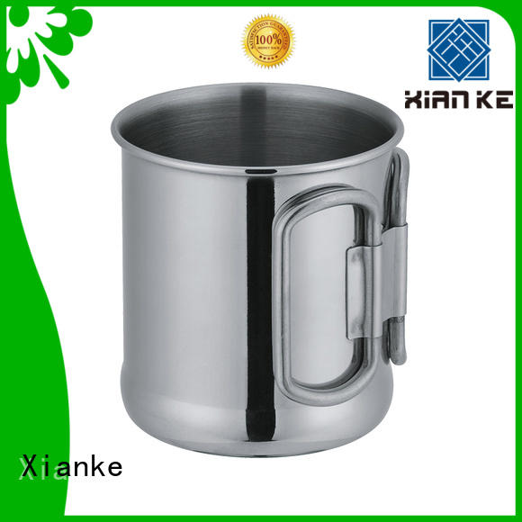 Xianke universal stainless steel tumbler cups barrel for beer
