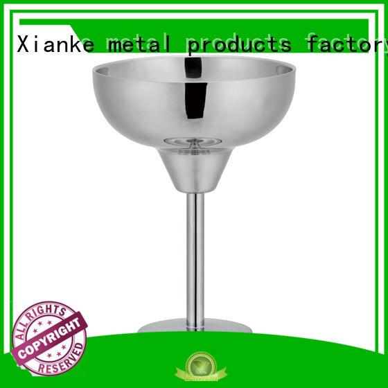 Xianke tankard best stainless tumbler zinc alloy for beer
