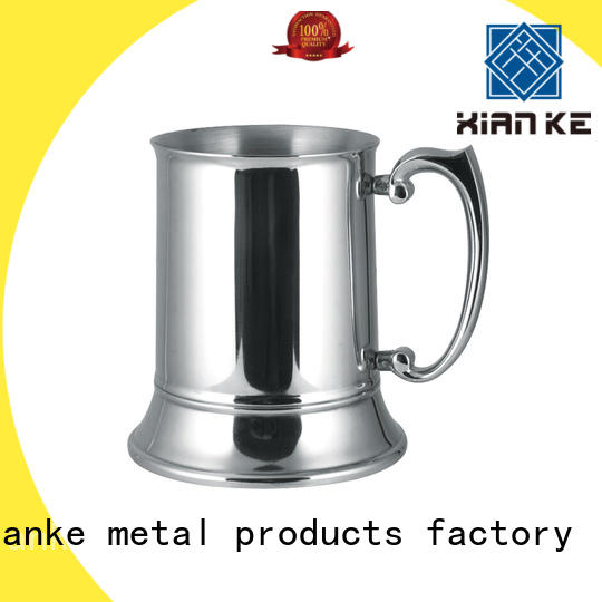 Xianke available shaker cup shape for martini