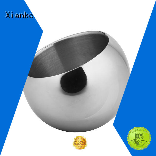 Xianke oval ice bucket supplier carry for wine