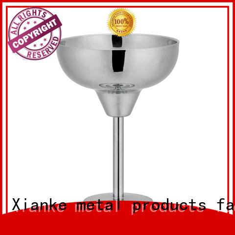 Xianke universal best stainless steel tumbler handle for wine