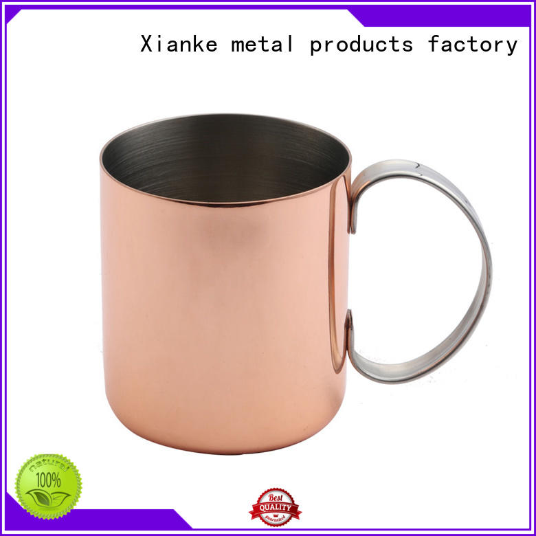 Xianke barrel stainless steel tumbler cups barrel martini