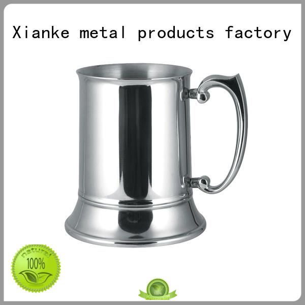 tankard steel tumblers high quality barrel for beer