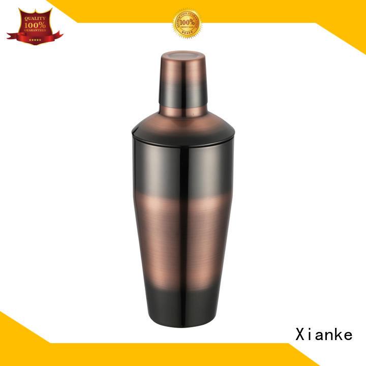 Xianke top selling custom drink shaker rocket for wholesale