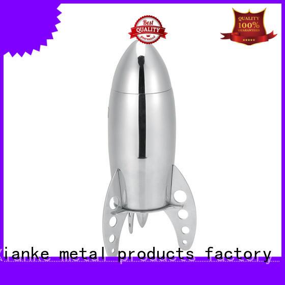 stainless bullet shaker design cocktail