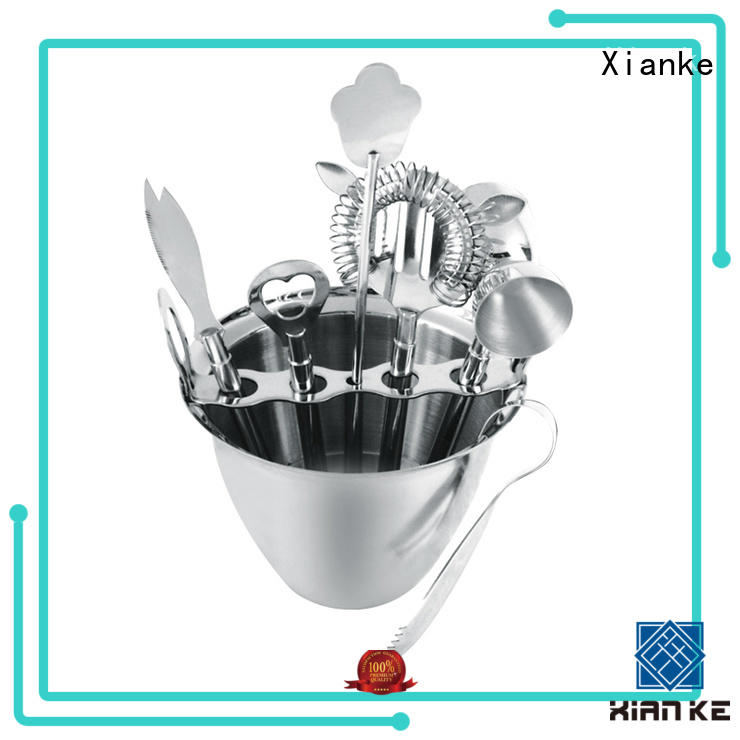 popular bar accessory mixing for bartender Xianke