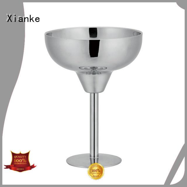Xianke wine stainless steel mug zincalloy beer