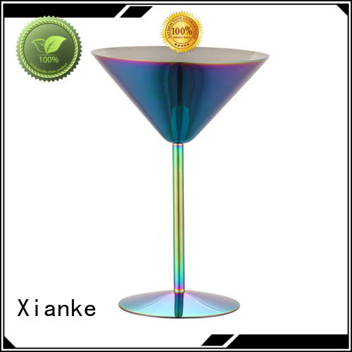 double best insulated stainless steel tumbler shape margarita Xianke