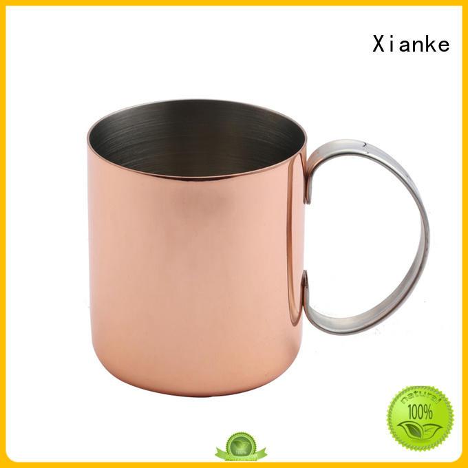 Xianke universal best insulated stainless steel tumbler design for margarita