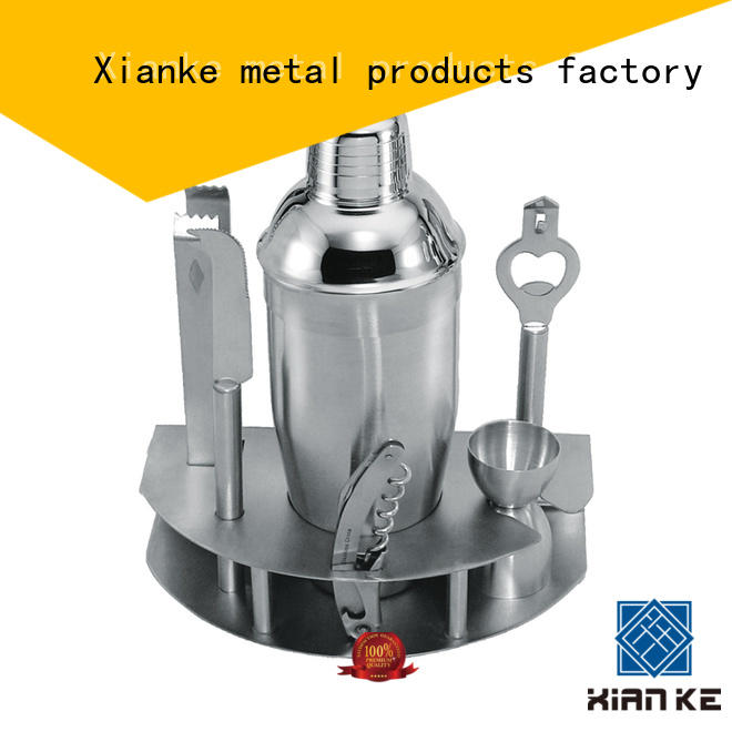 Xianke unique best cocktail maker set for wholesale