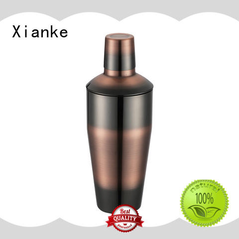 Xianke stainless steel shaker steel top selling for wholesale