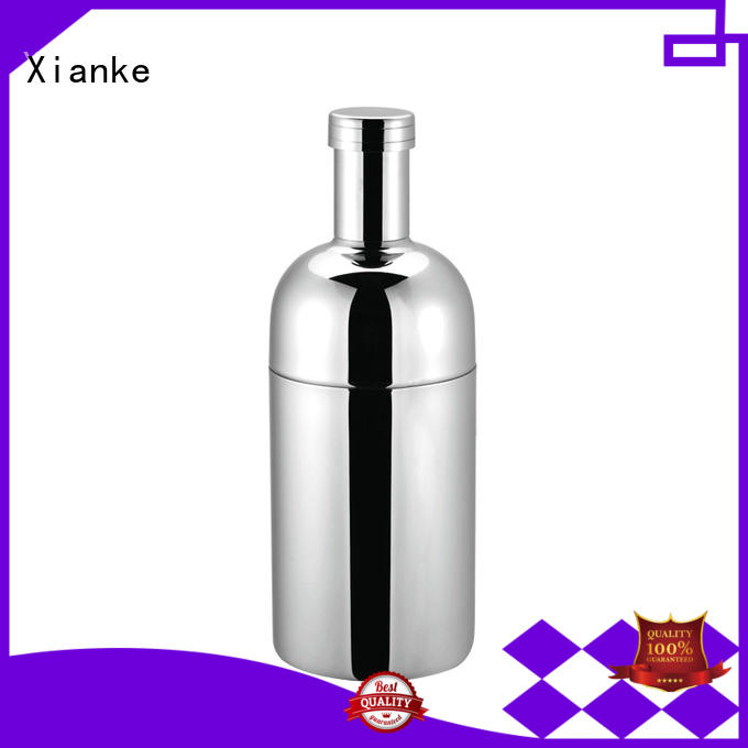 cheap stainless steel cocktail shaker hot-sale for martini Xianke