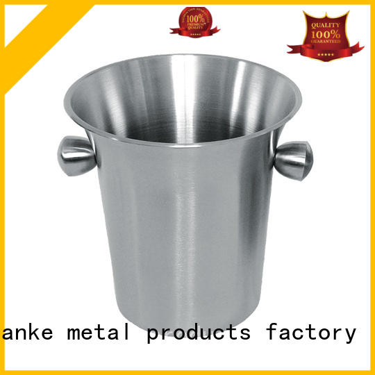 high quality steel champagne bucket carry for gathering Xianke