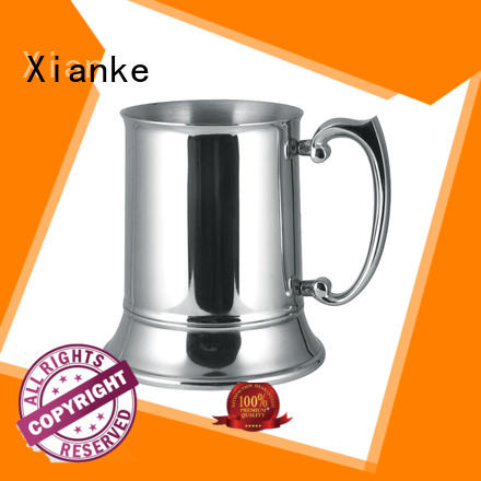 Xianke hot-sale cheap stainless steel tumblers cup for beer
