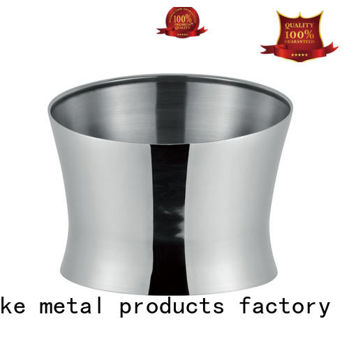 Xianke high quality hotel ice bucket wholesalers sloped for wine