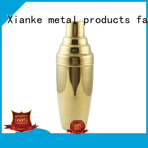 Xianke cheapest stylish cocktail shaker menu printing for wholesale