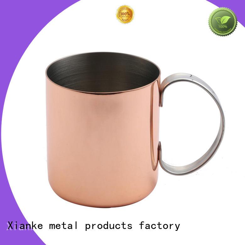 universal stainless steel beer mug popular for margarita Xianke