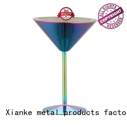 Xianke stainless best stainless steel tumbler cup for wine