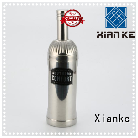 Xianke bulk order personalized bar shakers glass for wholesale
