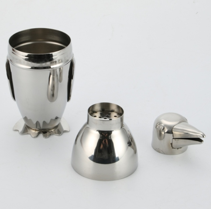Xianke hot-sale stainless steel bar shaker body for cocktail