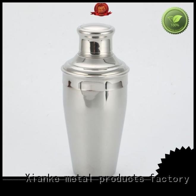 Xianke bulk order custom shaker hot-sale for vodka