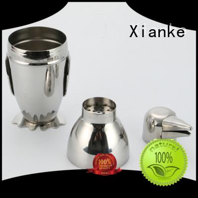 Xianke factory price custom ice shaker top selling for boston