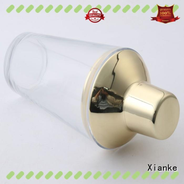 factory price gold shaker bottle for wholesale