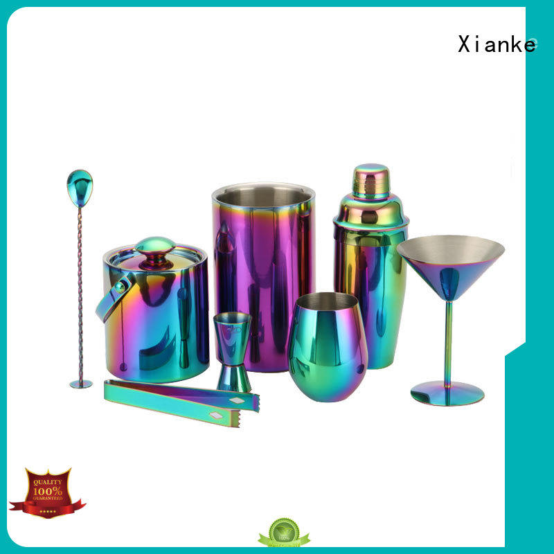 Xianke universal personalized bar kit set for club