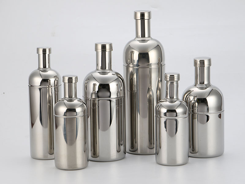 stainless steel stainless drink shaker body for martini-3