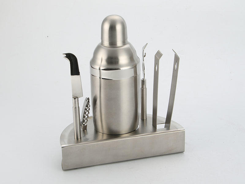 Xianke vintage modern cocktail mixer sets universal bar ware