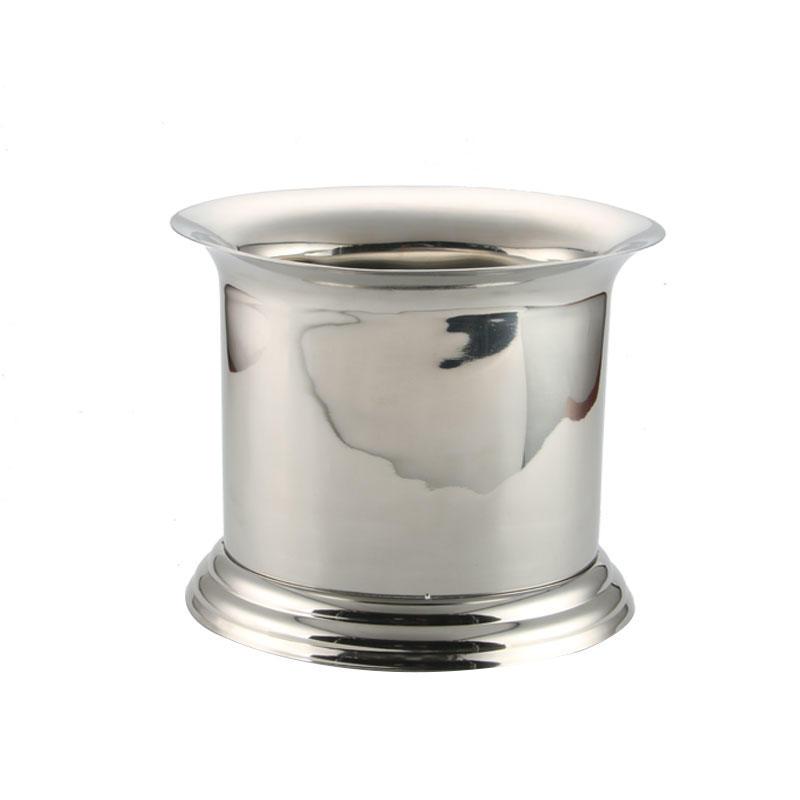Xianke shaped champagne bucket zinc alloy for bar