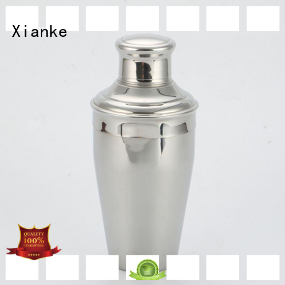 stainless steel cocktail shaker martini hot-sale novelty for martini