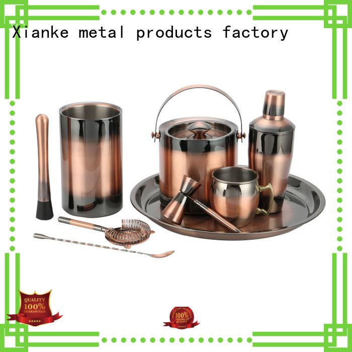 copper wine tool universal black for bartender