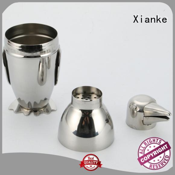 stainless steel shaker suppliers custom chic design for martini