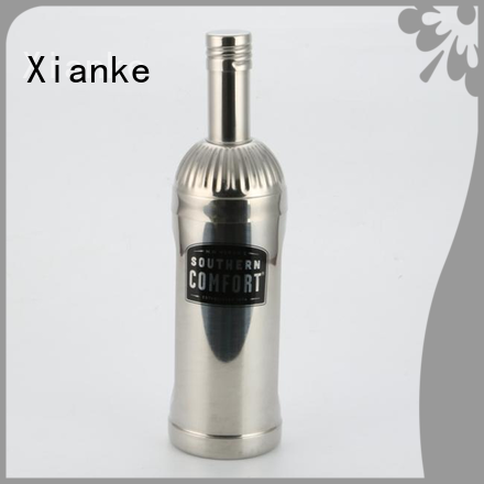 Xianke top selling custom martini shaker glass for vodka