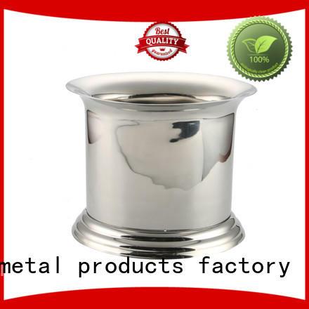 Xianke stainless steel stainless steel wine chiller bucket bottle for bar