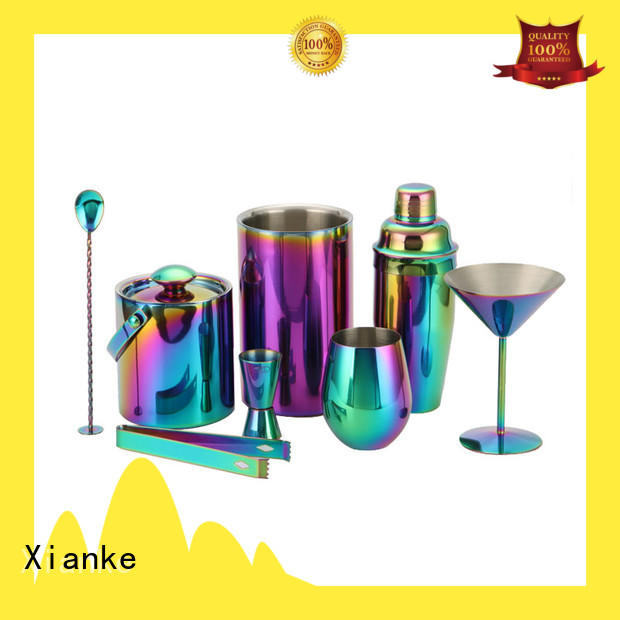 Xianke stainless steel bar kit satin for wholesale